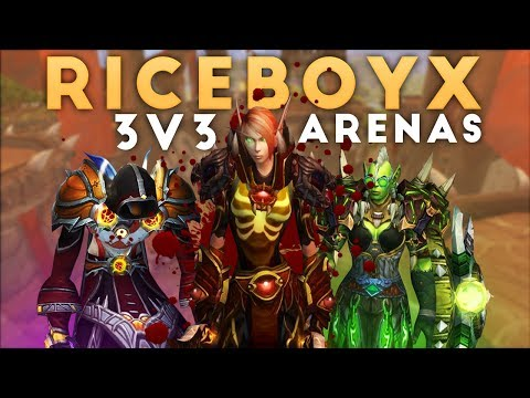 Riceboyx 2.2k RPS 3v3 (Sub Rogue) ft. Dibzz