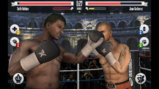 Real boxing - moḃile sport fight game