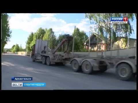 В Устьянском районе разгорелся лесной скандал