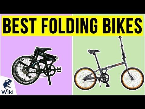 10 Best Folding Bikes 2020