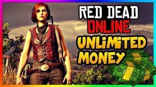 *NEW* BEST Red Dead Online MONEY GLITCH! - FAST & EASY UNLIMITED Money Making Method In RDR2 Online!