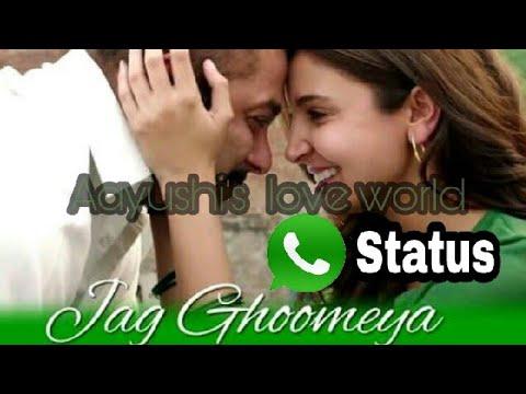 Jag Ghoomeya Female Version Whatsapp Status 💗