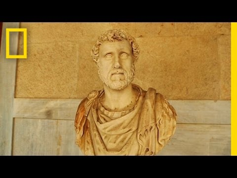 Greek And Roman Statues Were Once Colorfully Painted | National Geographic