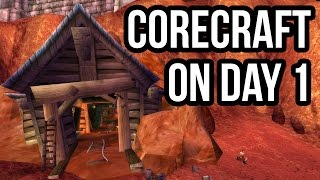 Things you should/can do on Corecraft release (Day 1) [WoW TBC]