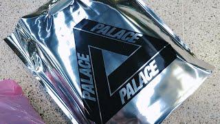VLOG: LONDON SHOPPING & WHAT I GOT AT AW16 PALACE DROP