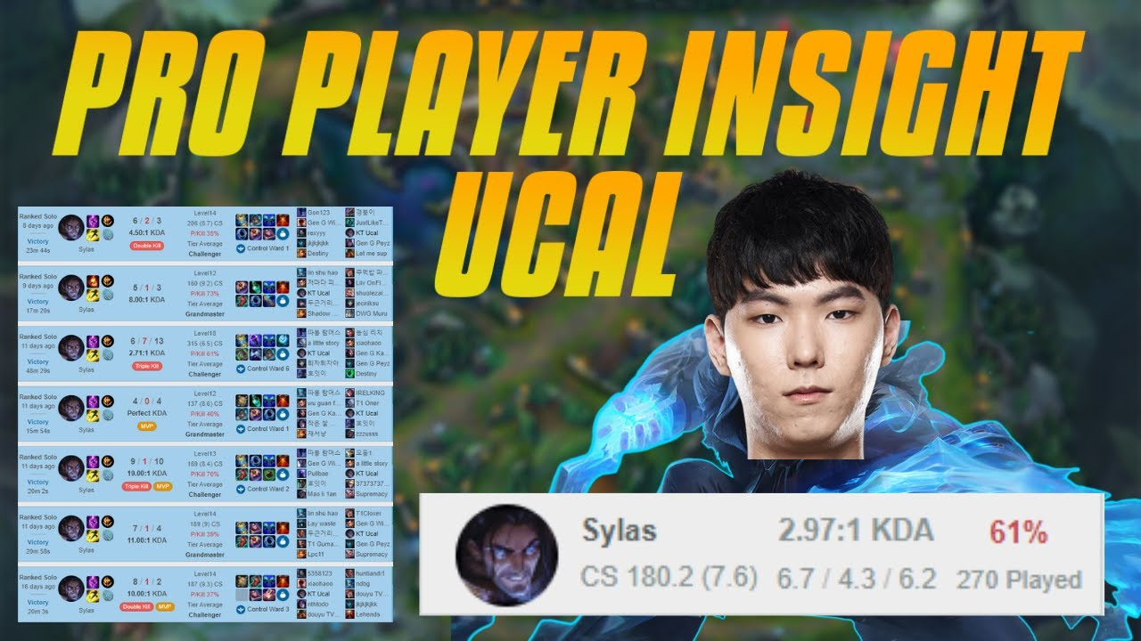PRO PLAYER INSIGHT Ep.6 - Ucal Sylas - Q Max vs. W Max - Skirmish Assessment - Wave States