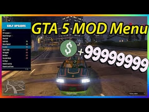 GTA 5 MOD MENU DOWNLOAD ONLINE/OFFLINE |PS4,PS3,XBOX ONE,XBOX 360