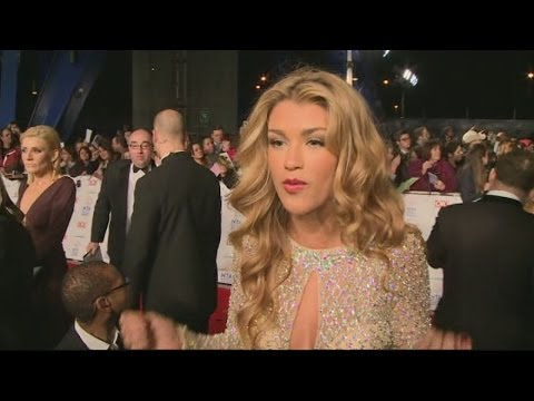 Amy Willerton talks Joey Essex and Harry Styles at NTAs
