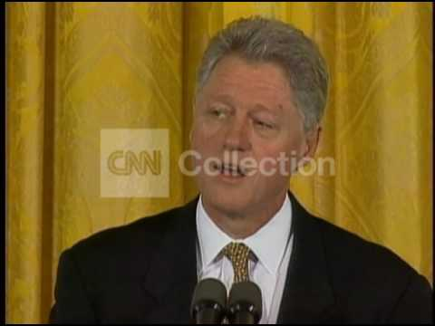 CLINTON APOLOGY LON