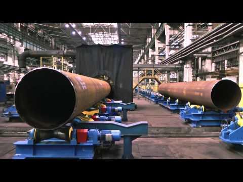 TMK. Large diameter pipes