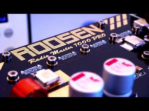 ROOSEN MRFX1K80H NXP design breakthrough Broadcast & ISM