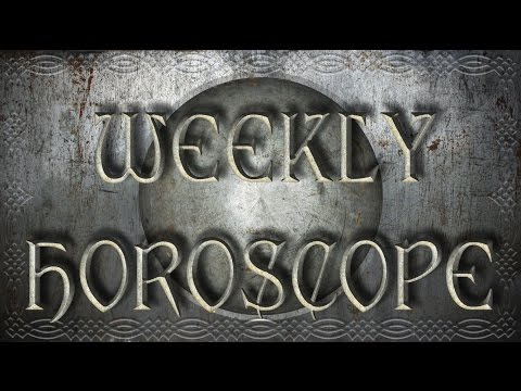 Weekly Horoscope All 12 Zodiac Signs August 17th - August 24th 2016 Weekly Horoscope