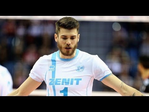 Matt Anderson 💪The Best Volleyball USA -Champions Cup 2017 (HD)