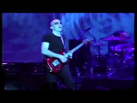 Joe Satriani -Is There Love In Space? (Live in Anaheim 2005 Webcast)