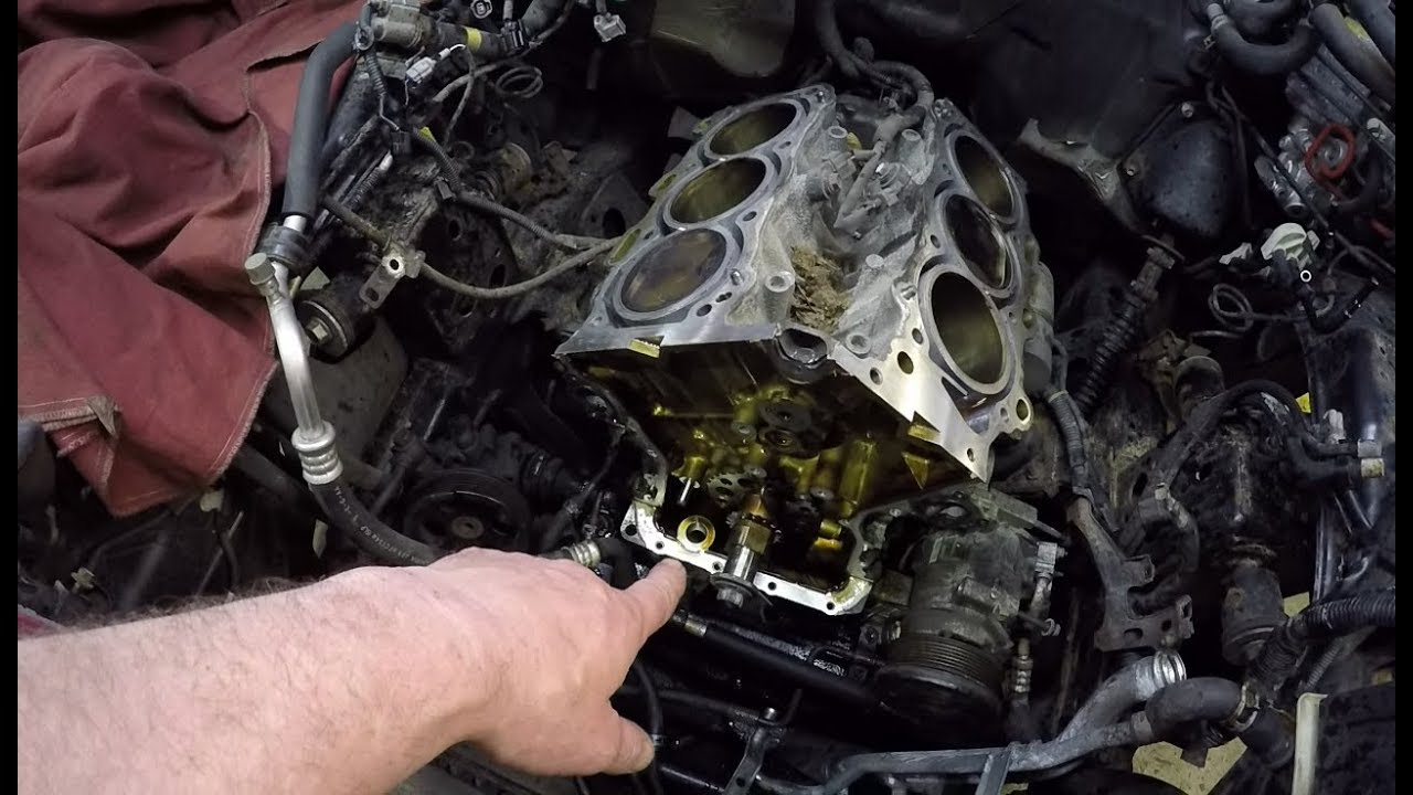 Toyota 4 Runner Headgasket Time Lapse  The TimeLapse Tech!