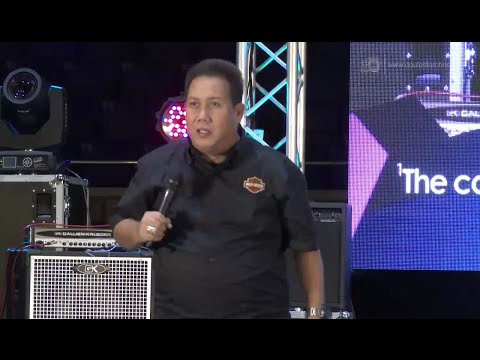 Called For Greatness By Bishop Oriel M. Ballano