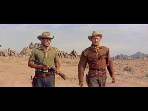 Ride Lonesome  James Coburn, Randolph Scott , Lee Van Cleef   HD