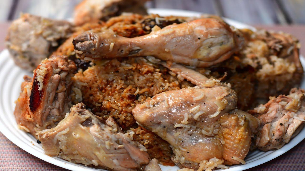 Claypot Chicken Rice in Onepot - YouTube
