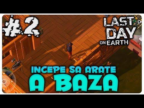 FACEM UPGRADE LA BAZA   LAST DAY ON EARTH #2