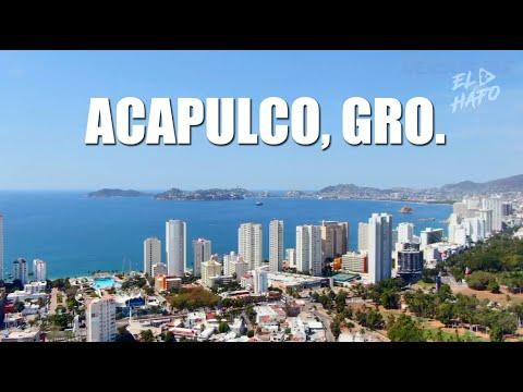 Acapulco 2020   La Playa con el mejor Skyline de México