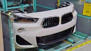 BMW X2 (2018) PRODUCTION LINE – German Car Factory
