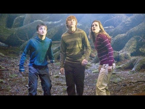 Daniel Radcliffe Talks HARRY POTTER Spinoff
