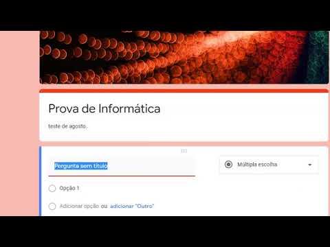 Google Forms (Formulários