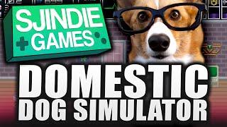 Domestic Dog Simulator (Sjindie Games)