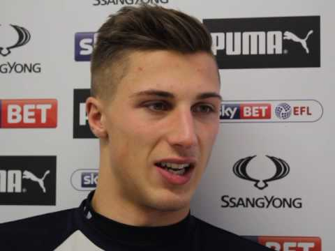 Loan signing Stuart Moore on joining the Hatters