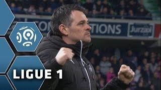 SM Caen - Girondins de Bordeaux (1-2)  - Résumé - (SMC - GdB) / 2014-15