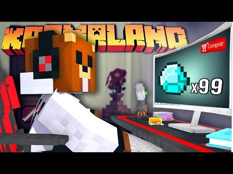 La DEEP WEB de Minecraft | Karmaland #52