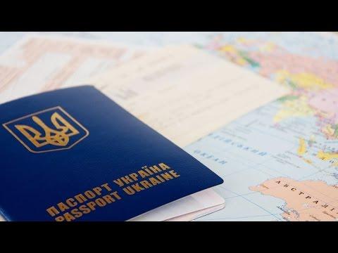 Как поменять украинский загранпаспорт в США (#20)