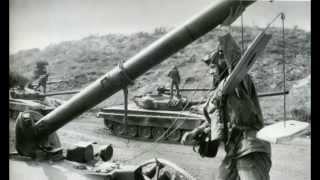Танк Т-72 в армии ГДР, музыкальный клип