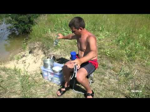 фильтры для воды на рыбалку