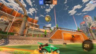 Rocket League - Platinum 2 Gameplay