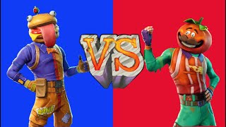Best-Of Live (Fortnite) #1 - Hamburger VS Tomates