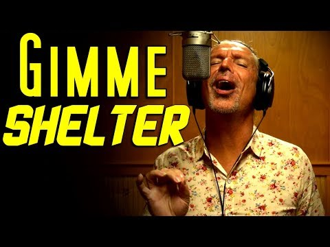 Rolling Stones - Gimme Shelter - cover - Ken Tamplin Vocal Academy