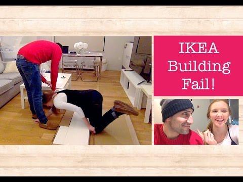 IKEA Building Fail!