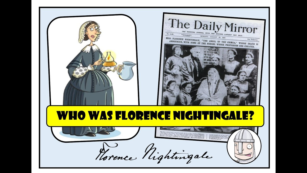 Florence Nightingale   U0027The Lady With The Lampu0027