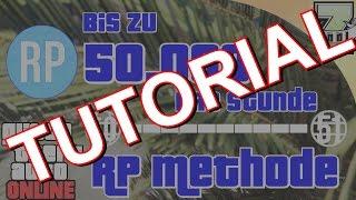 GTA 5 Online RP METHODE selber erstellen [Job Editor Capture Tutorial Deutsch]  by HERZ Movie