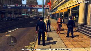 L.A. NOIRE Gameplay Début du jeu Partie 3 sur 4 [FR] [HD]