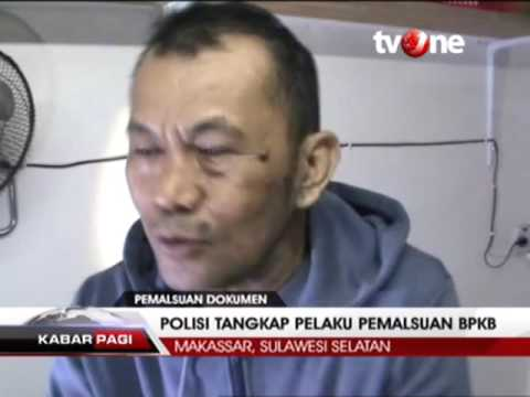 Polisi Tangkap Pemalsu Dokumen BPKB Mp3