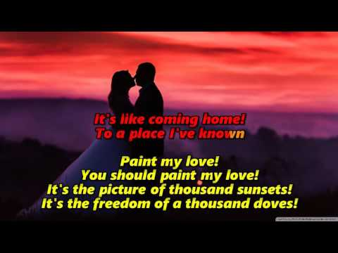 Paint My Love (HD Karaoke) - MLTR