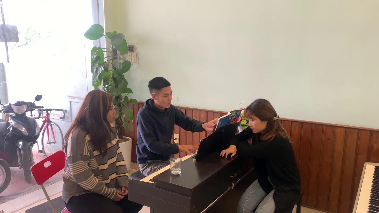 Học piano tại thái bình