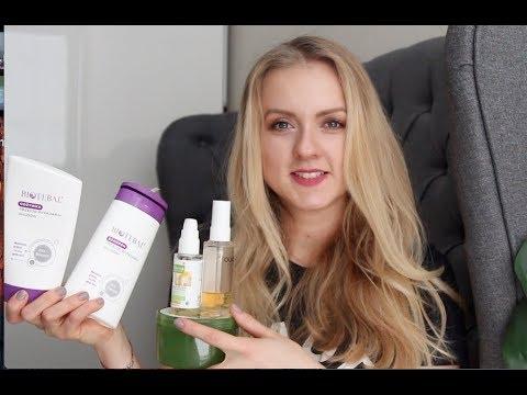 Vlogmas #2 Jak dbam o delikatne, wypadające włosy? Aktualna pielęgnacja