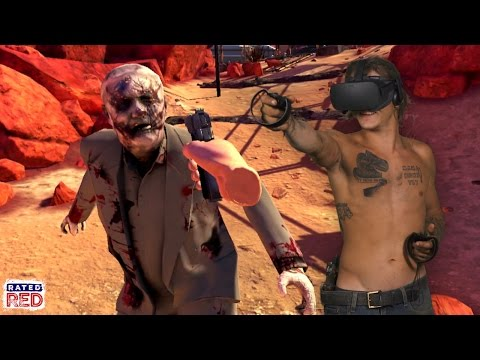 Cambo Takes Out Zombies in Arizona Sunshine VR