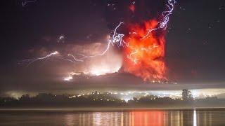Извержения вулкана в Чили, вулкан Кальбуко начал извержение в Чили(Покупаете товар на aliexpress? http://goo.gl/HJmcE0 В 3 шага ВОЗВРАЩАЙТЕ до 50% стоимости товара. Извержение вулкана Кальбу..., 2015-04-25T19:54:02.000Z)
