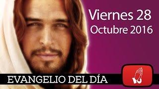 Evangelio de Hoy. Viernes 28 de octubre 2016. Escogió a doce de ellos y los nombró apóstoles.