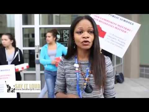 CCAF Charges Denver Public Schools With Economic Racism