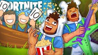 Giant Emotes & Ninja Forgets His ABC's! - Fortnite Battle Royale!